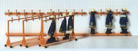 Preiser 31024 Feuerwehrgarderobe Bausatz 1:87 online kaufen