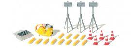 Preiser 31028 Hydraulikaggregat Schere und Spreizer Bausatz 1:87 online kaufen