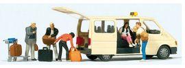Preiser 33244 Taxi Ford Transit Figuren Spur H0 online kaufen