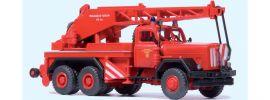 Preiser 35033 Kranwagen KW 16 F Magirus 250 D 25 A | Fertigmodell 1:87 online kaufen