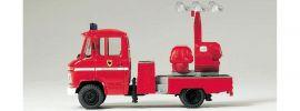 Preiser 35019 FW Gerätewagen Licht MB 408 | Blaulichtmodell 1:87 online kaufen