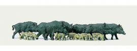 Merten H05028 Wildschweine 12 Figuren Fertigmodell 1:87 online kaufen
