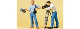 Preiser 57104 Tontechniker und Kameramann | Figuren 1:25 online kaufen