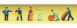Preiser 88511 Güterbodenpersonal Figuren Spur Z online kaufen