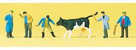Preiser 88544 Viehhandel Figuren Spur Z online kaufen