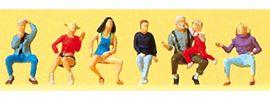 Preisler 88557 Opa und Kinder | 7 Stück | Figuren Spur Z online kaufen