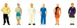 Preisler 88560 stehende Frauen | 6 Stück | Figuren Spur Z online kaufen