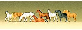 Preiser 88578 Pferde Figuren Spur Z online kaufen