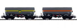 ESU 36520 Gas-Kesselwagen Set ZAG 620 | EVA/DB | DC | Spur H0 online kaufen