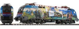 ausverkauft | RailAd RA1052 E-Lok Rh 1116 Polizei | ÖBB | DC analog | Spur H0 online kaufen