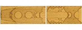 TAMIYA 12645 1:350 WWII Yamato Holz-Deck D online kaufen