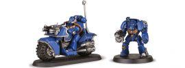 Revell 00082 Warhammer Space Marine Bike Attack | Bausatz + Zubehör online kaufen