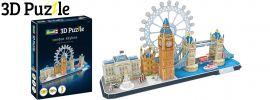 Revell 00140 London Skyline | 3D-Puzzle | 107 Teile | ab 10 Jahren online kaufen