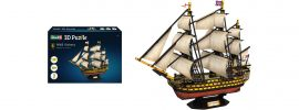 Revell 00171 HMS Victory | 3D-Puzzle | 189 Teile | ab 10 Jahren online kaufen