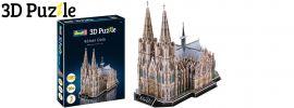 Revell 00203 Kölner Dom | 3D-Puzzle | 179 Teile | ab 10 Jahren online kaufen