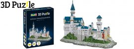 Revell 00205 Schloss Neuschwanstein | 3D-Puzzle | 121 Teile | ab 10 Jahren online kaufen