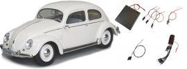 Revell 00450 VW Käfer 1951/1952 | mit Beleuchtung | Technik Auto Bausatz 1:16 online kaufen