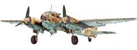 Revell 00452 Junkers Ju88 A-4 | Motoren + Licht | Technik Flugzeug Bausatz 1:32 online kaufen