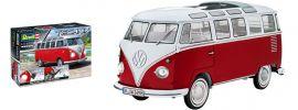 Revell 00455 Volkswagen T1 Samba TECHNIK | Auto Bausatz 1:16 online kaufen