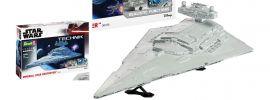 Revell 00456 Imperial Star Destroyer TECHNIK | Raumschiff Bausatz 1:2700 online kaufen
