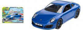 Revell 00821 Porsche 911 Carrera S Junior Kit | Auto Bausatz 1:20 online kaufen