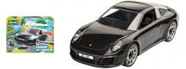 Revell 00822 Porsche 911 Targa 4S Junior Kit | Auto Bausatz 1:20 online kaufen