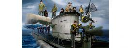 Revell 02525 Deutsche Marine Crew | 51 Figuren | Militaria Bausatz 1:72 online kaufen