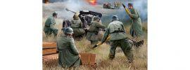 Revell 02531 Dt. 7.5cm Pak 40 mit Soldaten | Militär Bausatz 1:72 online kaufen
