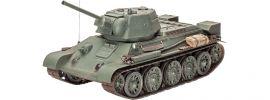 Revell 03244 T-34/76 Modell 1943 | Militär Bausatz 1:35 online kaufen