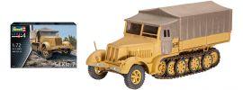 Revell 03263 SdKfz 7 Halbkettenfahrzeug | Militär Bausatz 1:72 online kaufen