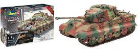 Revell 03275 TIGER II Ausf. B | Platinum Edition | Panzer Bausatz 1:35 online kaufen