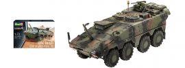 Revell 03283 GTK Boxer Command Post NL | Militär Bausatz 1:72 online kaufen