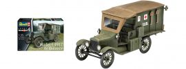 Revell 03285 Ford Model T Ambulance | Auto Bausatz 1:35 online kaufen