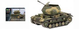 Revell 03286 Flakpanzer III Ostwind | Militär Bausatz 1:72 online kaufen