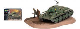 Revell 03294 T-34/76 Modell 1940 | Militär Bausatz 1:76 online kaufen