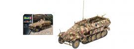 Revell 03295 Sd.Kfz.251 Ausf.A | Militär Bausatz 1:35 online kaufen