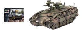 Revell 03326 Schützenpanzer Marder 1A3 Bundeswehr | Militär Bausatz 1:72 online kaufen