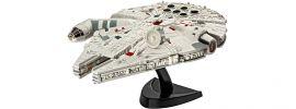 Revell 03600 Millennium Falcon Star Wars | Raumschiff Bausatz 1:241 online kaufen