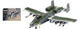 Revell 03857 A-10C Thunderbolt II USAF | Flugzeug Bausatz 1:72 online kaufen
