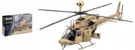 Revell 03871 Bell OH-58 Kiowa US Army | Hubschrauber Bausatz 1:35 online kaufen