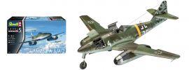 Revell 03875 Me262 Jetfighter Luftwaffe   Flugzeug Bausatz 1:32 online kaufen