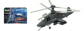 Revell 03889 Kamov Ka-58 Stealth | Hubschrauber Bausatz 1:72 online kaufen