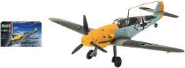 Revell 03893 Messerschmitt Bf109 F2 | Flugzeug Bausatz 1:72 online kaufen