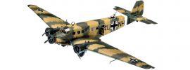 Revell 03918 Junkers Ju52/3m Transport   Flugzeug Bausatz 1:48 online kaufen