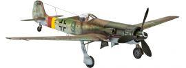 Revell 03981 Focke Wulf Ta 152 H Flugzeug Bausatz 1:72 online kaufen