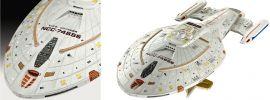 Revell 04801 U.S.S. Voyager (Star Trek) Bausatz  online kaufen