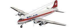 Revell 04947 DC-4 Balair Iceland Airways | Flugzeug Bausatz 1:72 online kaufen