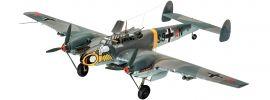 Revell 04961 Messerschmitt Bf110 C-2/C-7   Flugzeug Bausatz 1:32 online kaufen