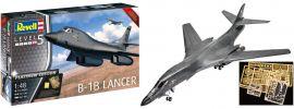 Revell 04963 B-1B Lancer | Platinum Edition | Flugzeug Bausatz 1:48 online kaufen