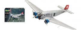 Revell 04975 Junkers Ju52 Civil | Flugzeug Bausatz 1:72 online kaufen